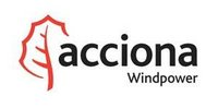 logo acciona windpower