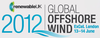 RenewableUK Global Offshore Wind 2012